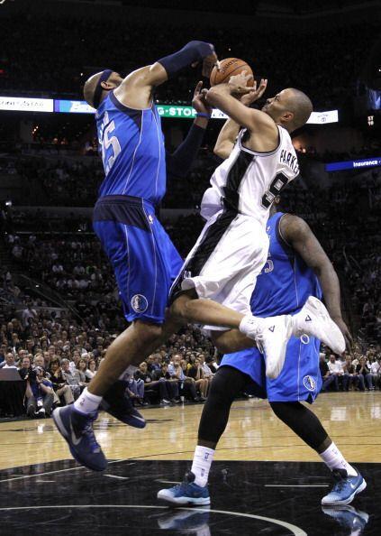 Los Spurs, que se habían encontrado con la mejor versión de los Maverick...