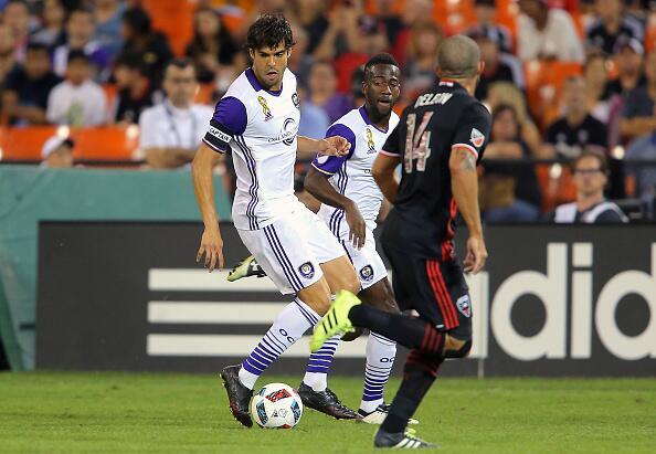 De la MLS a la Liga MX: Kaká, mediocampista del Orlando City