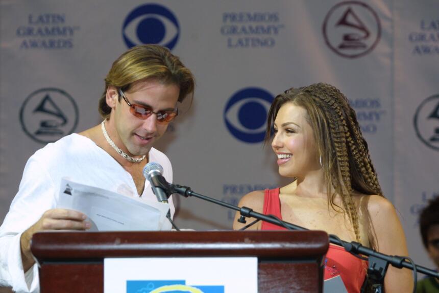 Carlos Ponce Freyre, actor, cantante, compositor, productor y presentado...