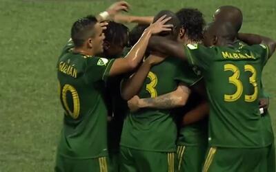'El Maestro' Diego Valeri define con sutileza y le da la ventaja a Portland