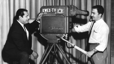 60 años de los orígenes de Univision