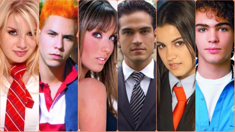 Recuerda al elenco juvenil de 'Rebelde' y descubre cómo se ven ahora