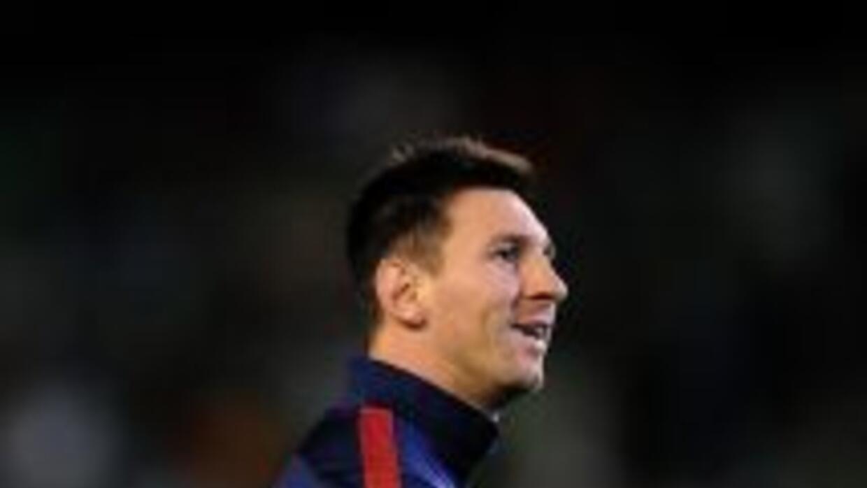 Tras un descanso familiar en su ciudad de Rosario, Lionel Messi comenzó...