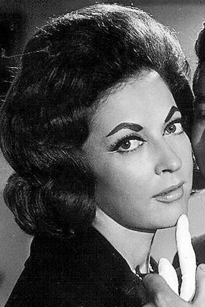 Esta actriz tuvo una carrera artística muy importante en cine y televisión.