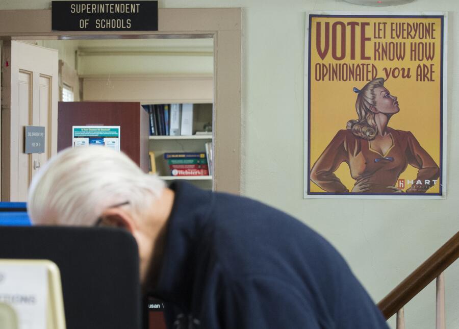 Aunque la entidad no ha favorecido siempre a los demócratas, la cercanía...