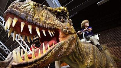 T-Rex Planet
