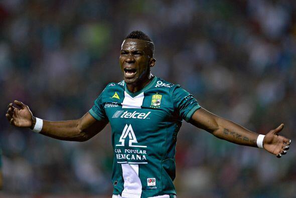 Pues en su primera etapa con Jaguares sólo les anotó un gol en 6 oportun...