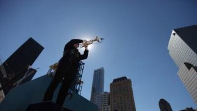 Estados Unidos conmemora y rinde homenaje a las víctimas por el décimo a...