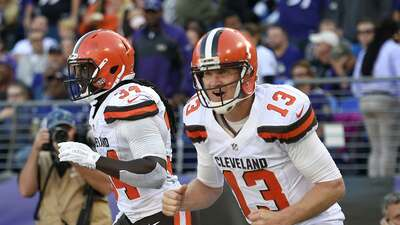 Highlights Temporada 2015 S5: Cleveland Browns 33-30 Baltimore Ravens