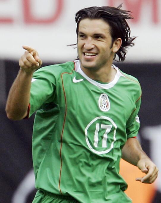 La última vez que México enfrentó a Alemania, El Tri fue cuarto de la Co...