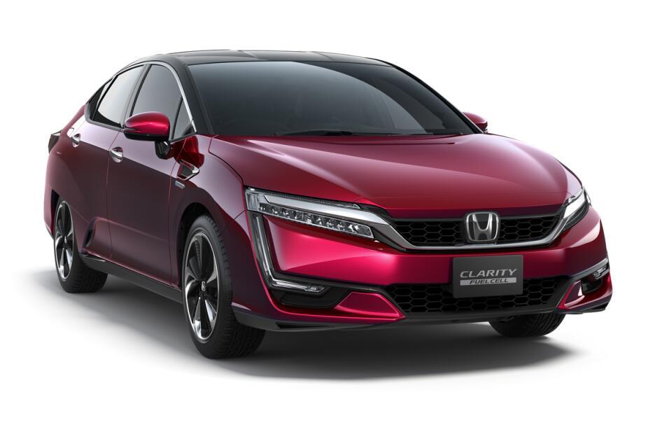 Honda Clarity Fuel Cell Sedan