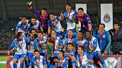 Puebla 4 - Chivas 2: Puebla es campeón de la Copa MX