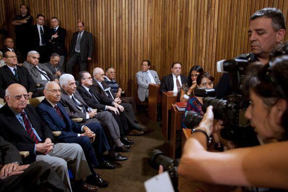 El tribunal Oral Federal 1 fue el encargado de aplicar la condena contra...