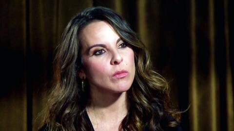Kate del Castillo le dice a Jorge Ramos por qué no se siente representad...