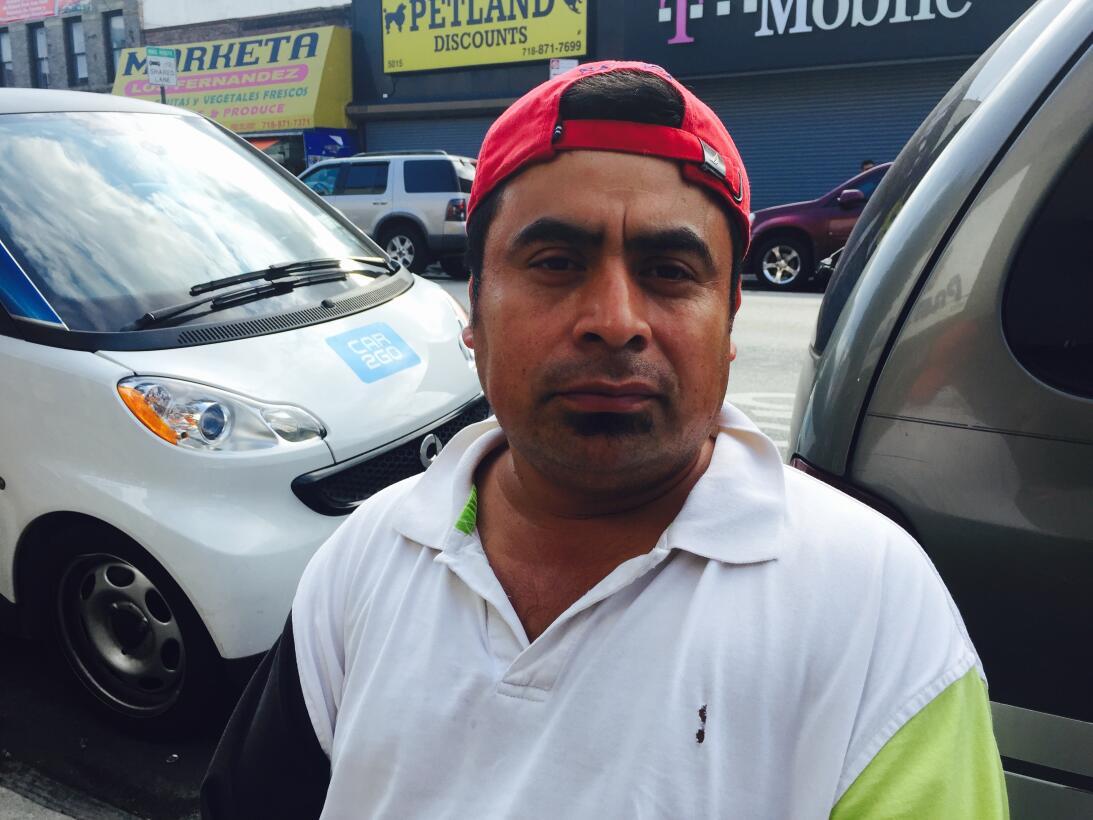 Juan Cruz emigraba de México a Nueva York cuando escuchó que EEUU estaba...