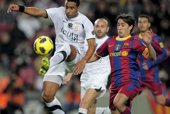 El Ceuta no parecía un rival que ofreciera mayor resistencia, pese a que...