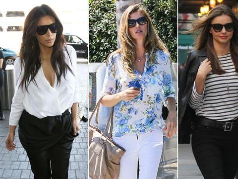 Inspírate en estos 'looks' de las mamás famosas para celeb...