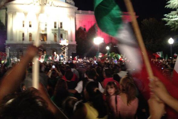 Fiestas de independencia en Sacramento   Día: 15 de Septiembre...