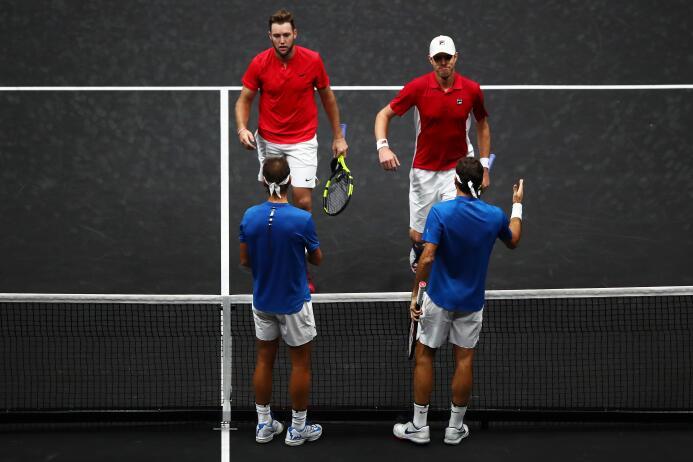 Europa se lleva la Laver Cup con un Federer inmenso nadal-federer-a-quer...