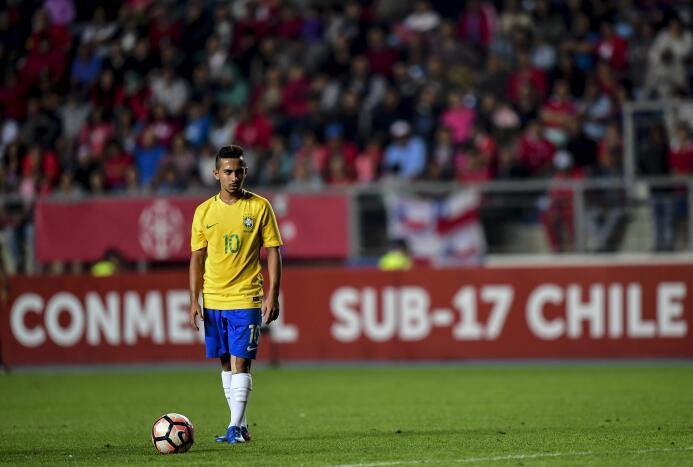 Las jóvenes promesas del fútbol para seguir en el Mundial Sub-17 gettyim...