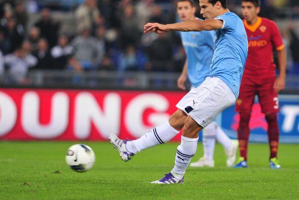 Se marcó un penalti en el segundo tiempo, en favor de los de casa.