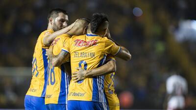 Los Tigres arañan la final del Clausura 2017
