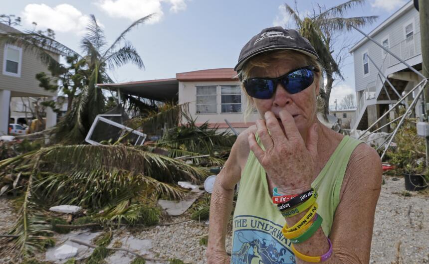 "Cynthia Hodakowski holds back her tears as she asks, ""when is help..."