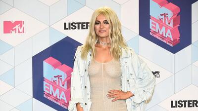 Revive lo mejor de los MTV EMAs en imágenes