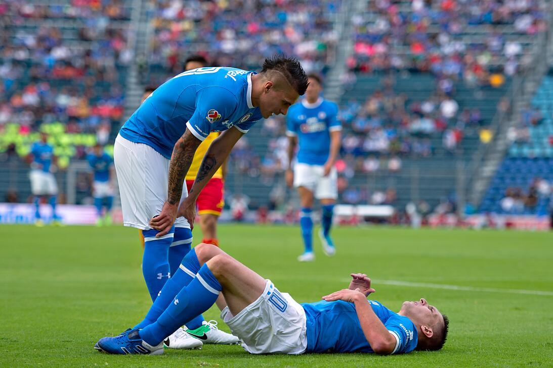 Cruz Azul deja ir la victoria en los últimos minutos ante Morelia  Porta...