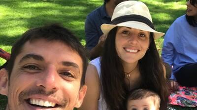 Zuria Vega cumplió cinco años de relación con Alberto Guerra
