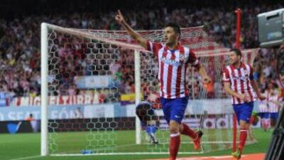 La ida de la Supercopa española en fotos