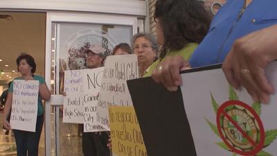 Comunidad de Commerce, indignada por aprobación de ordenanza sobre uso recreativo de la marihuana