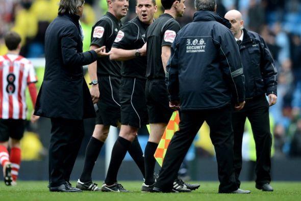 Triste presente del Manchester City, empató ante Sunderland y se aleja d...