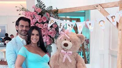 Vanessa de Roide celebra su baby shower y revela el nombre de su hija
