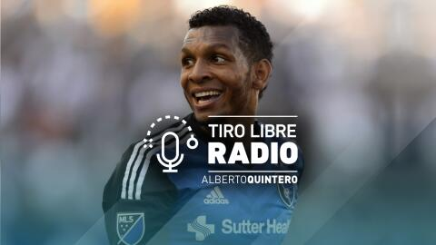 Tiro Libre Radio: Alberto Quintero