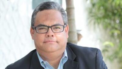 El periodista Casto Ocando.