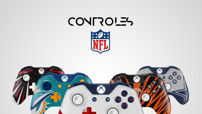 Controles NFL
