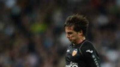 Piatti hizo el gol del triunfo del Valencia.