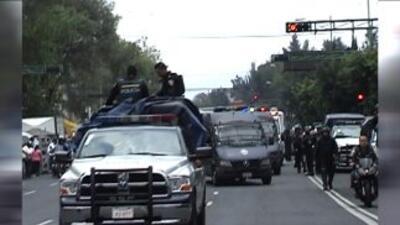 El gobierno capitalino ha aumentado la seguridad en algunas zonas del DF.
