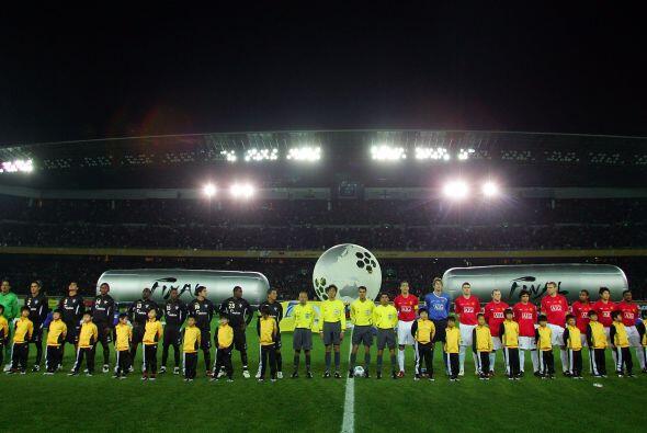 Luego de ganar la Libertadores del 2008 llegó la participación en el Mun...
