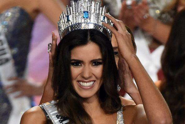 El universo tiene una nueva reina de belleza y la corona pertenece a la...