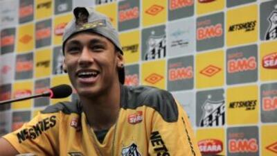 El astro brasileño, por ahora, se queda en el fútbol sudamericano.