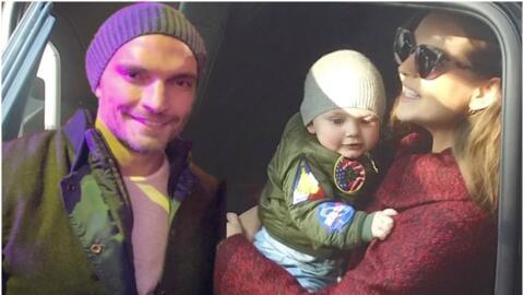 Julián Gil y Marjorie de Sousa realizaron la prueba de paternidad...