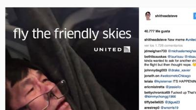 Por supuesto, Internet está atacando con memes a United Airlines