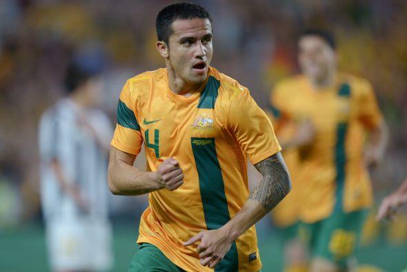 Australia tiene esperanzas de dar un buen papel en el Mundial del 2014 a...