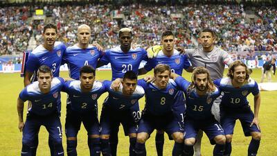 Selección Estados Unidos Copa Oro 2015