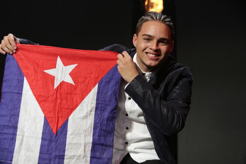 Brian, el cubano que nos conquistó el corazón en La Banda| La Banda | Un...