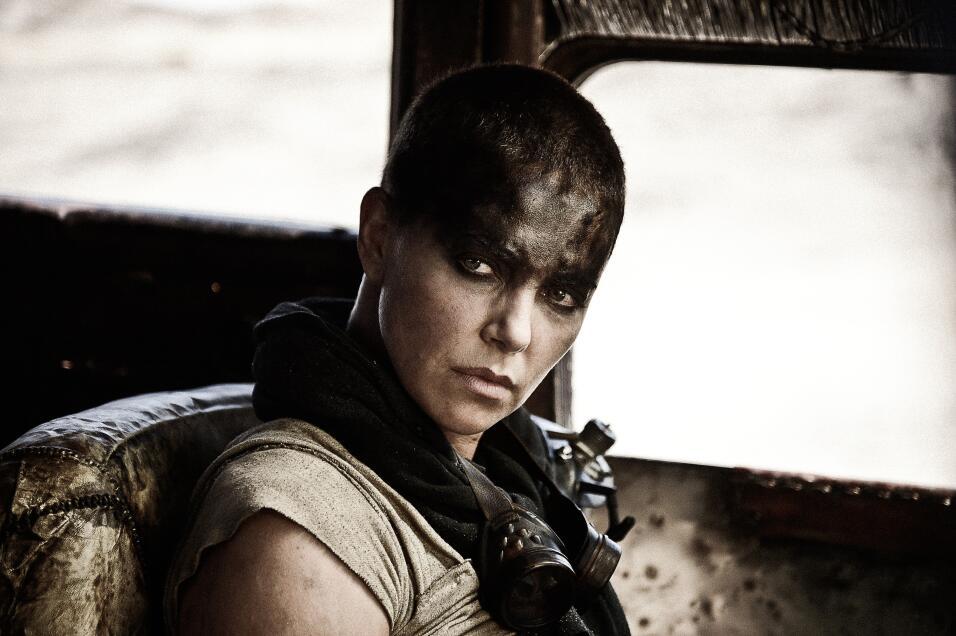 En imagen proporcionada por Warner Bros. Pictures aparece Charlize Thero...