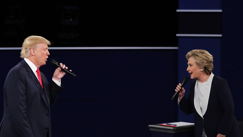 Trump versus Clinton: ¿Carbón limpio o energía renovable? GettyImages-61...