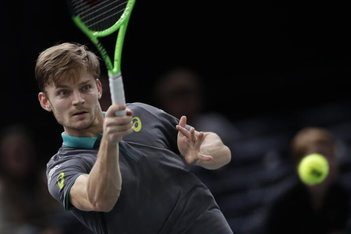 Grupo Pete Sampras: David Goffin (Bélgica)